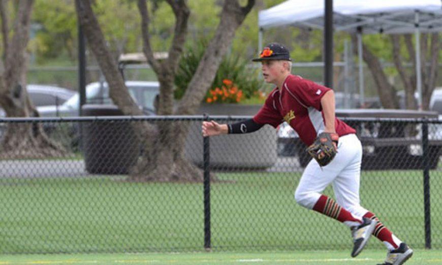 Santa Clara Native Named to USA Baseball Regional Team