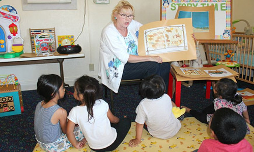 Santa Clara United Methodist Church's Free Family Storytime Welcomes All Families