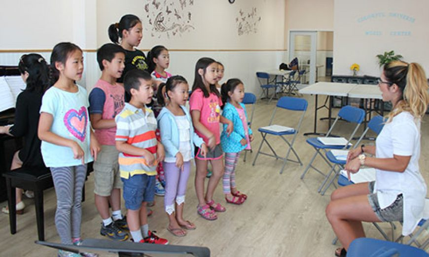 Colorful Universe Offers Musical Training for Young People