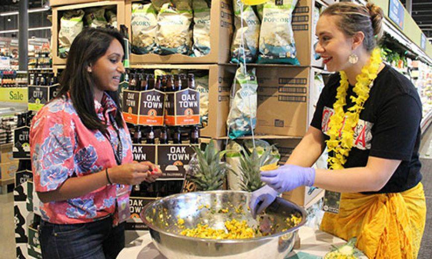Santa Clara's Whole Foods Market Celebrates First Birthday