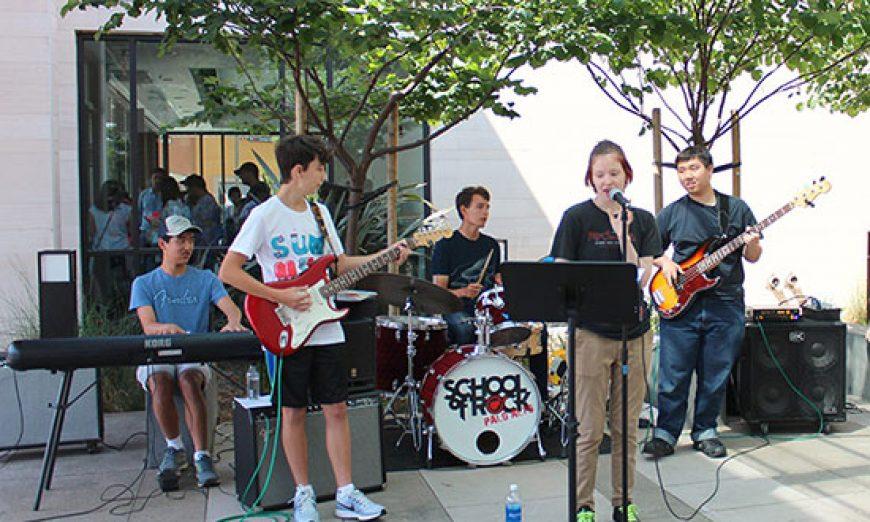 Viva la Northside Celebrates Library's Third Anniversary