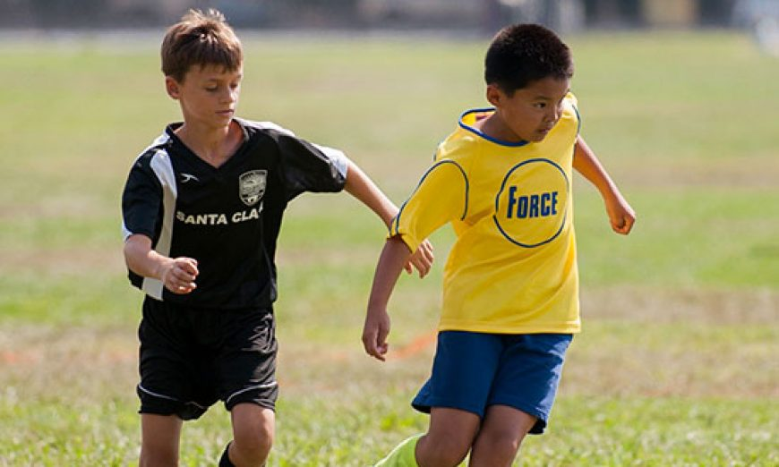 Grassroots Soccer: The Bottom Line is Fun