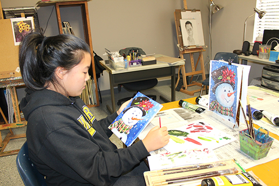Young People's Creativity Takes Wing at the San Jose Art Academy