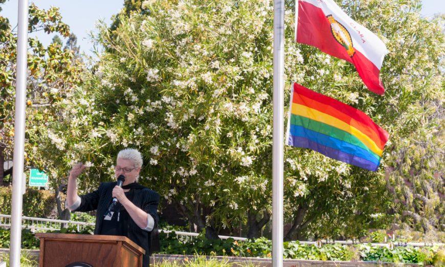 Pride Honored In Santa Clara