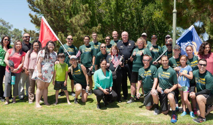 Special Olympics, Santa Clara