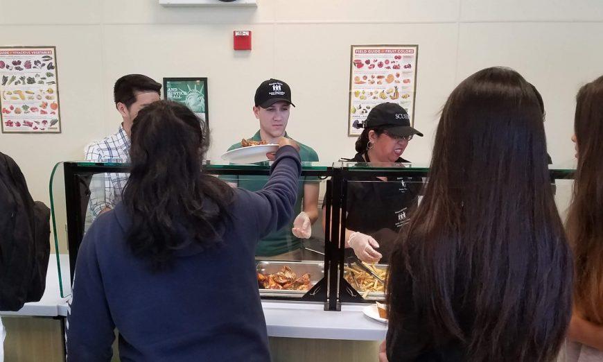 Santa Clara Unified School District Lunch Seamless Summer SCUSD