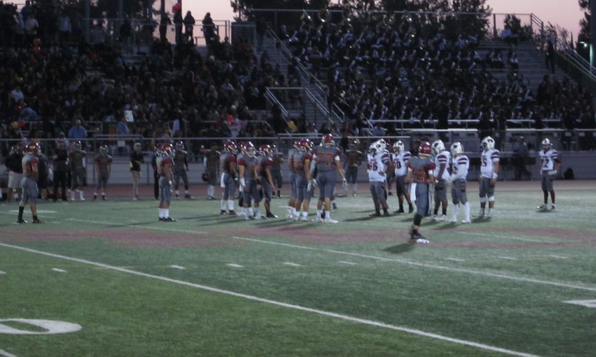 Fremont Firebirds Football