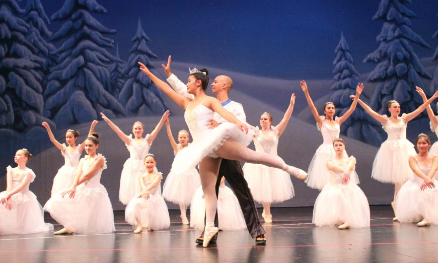 """Parks and Recreation Department's """"The Nutcracker"""" Is What Sweet Dreams Are Made Of"""
