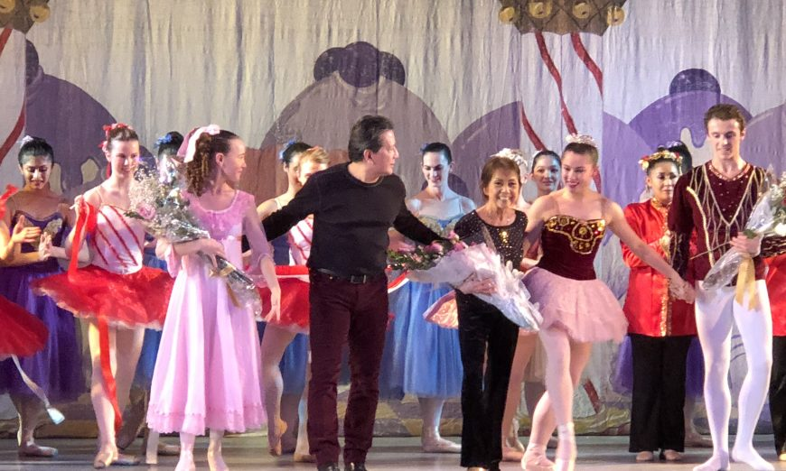 45th Anniversary Celebration Brings Back Familiar Faces, Santa Clara Ballet, The Nutcracker, Alumni, Josefa Villanueva-Reyes