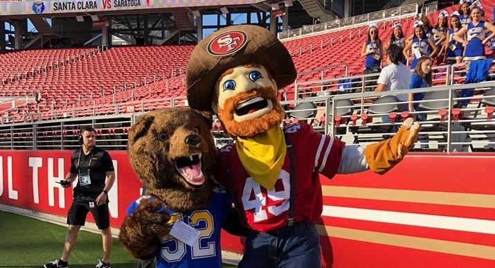 Santa Clara High School Alumni Push to Bring Back Panther Mascot, Bruin, petition