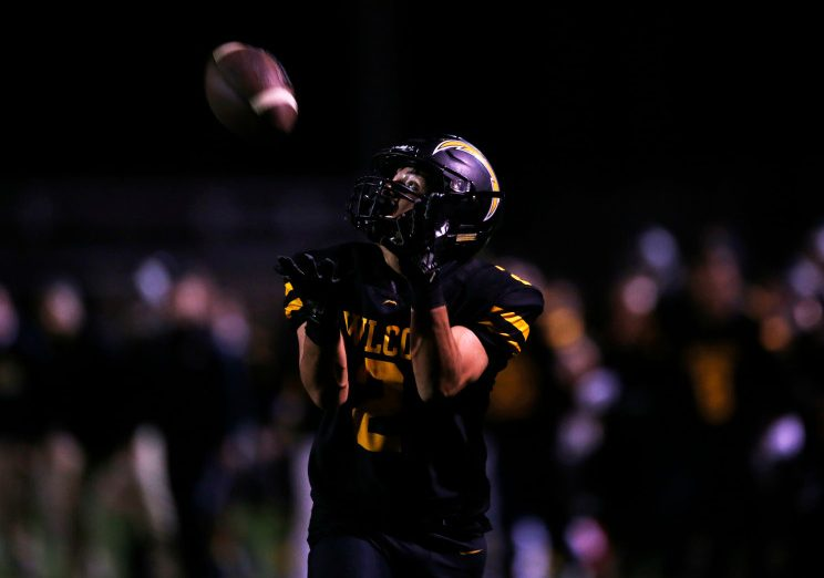 Wilcox State Champion Paul Rosa Receives Post-Season Honors, CCS junior of the year, Nor-Cal Football: People's Player of the Year