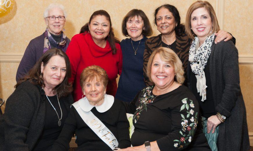 Santa Clara Resident Emma Kaliterna is 100 and Fabulous, Turns 100