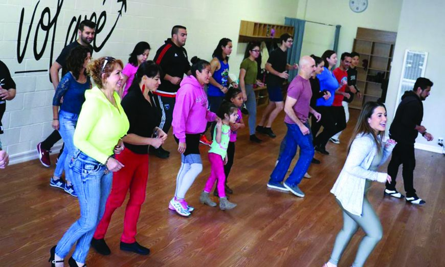 New Dance Studio Focuses on Latin Dances, Community Engagement, Volaré Studios, Marianela Calonje