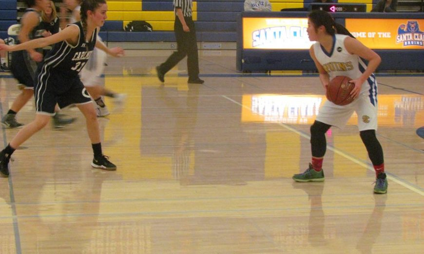 Bruins Battle Back, But Can't Claw Past Carlmont, Kayleigh Watanabe, Liu