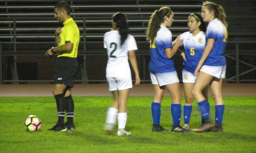 Santa Clara Suffers Significant Injury in 2-0 Loss to Homestead, Jordan Lesnick, Lindsey Crocker