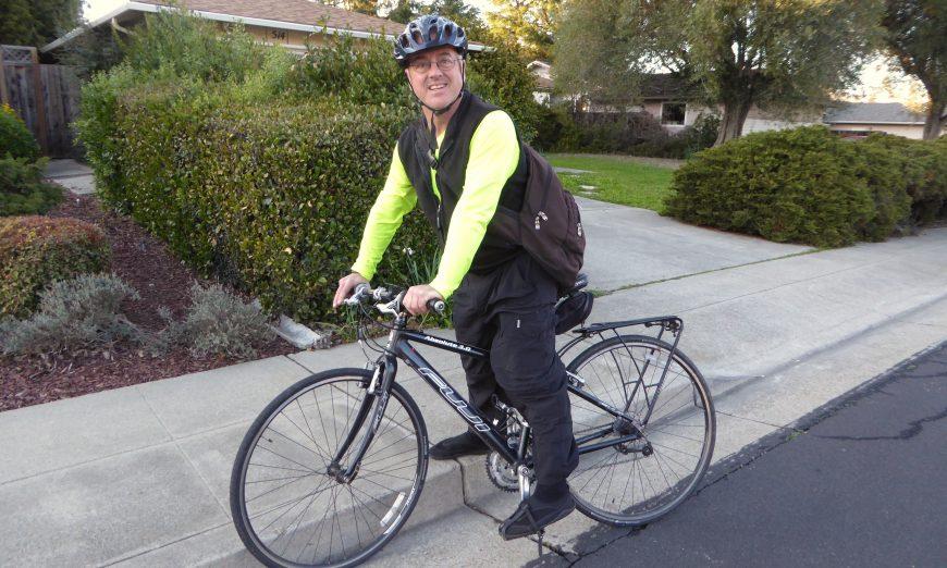 Jim Murray bike, Won't You Be My Neighbor, birthday