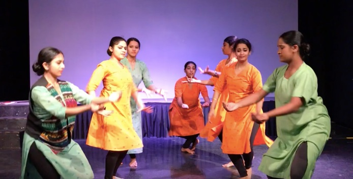 si se puede abhinaya 2019 Classical Indian Dance Company Embraces a California Story