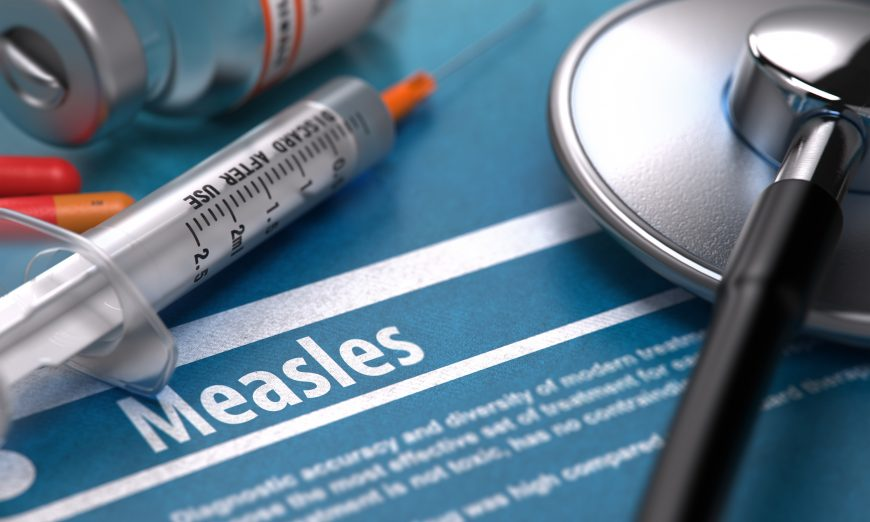 New Measles Case