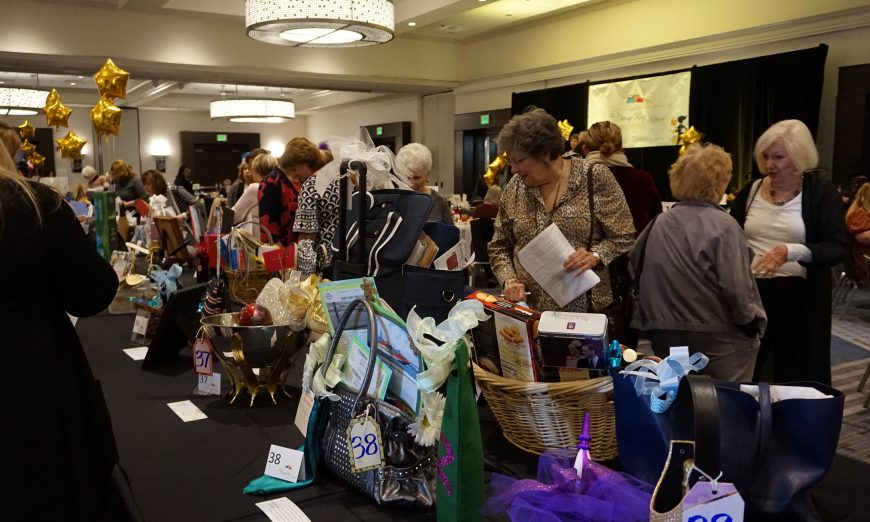 Soroptimist International Bag Affaire Events