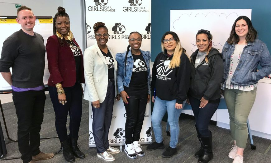 Applied Materials Foundation, Girls for a Change Empowers Girls of Color in Silicon Valley, Generation Girl Initiative