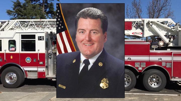 Fire Chief Bil Kelly