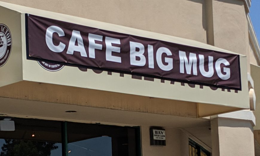 Businesses that are opening and closing in Santa Clara, Sunnyvale, and San Jose include Café Big Mug, Sila, and Sauced BBQ & Spirits.