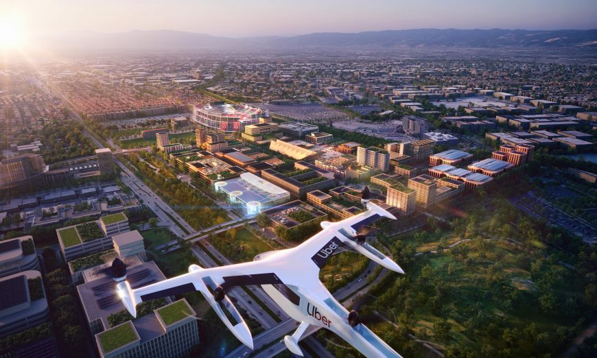 Mark Connolly, Planner with the Airport Land Use Commission, and others share their concerns about Uber Elevate and their plans to build a skyport.