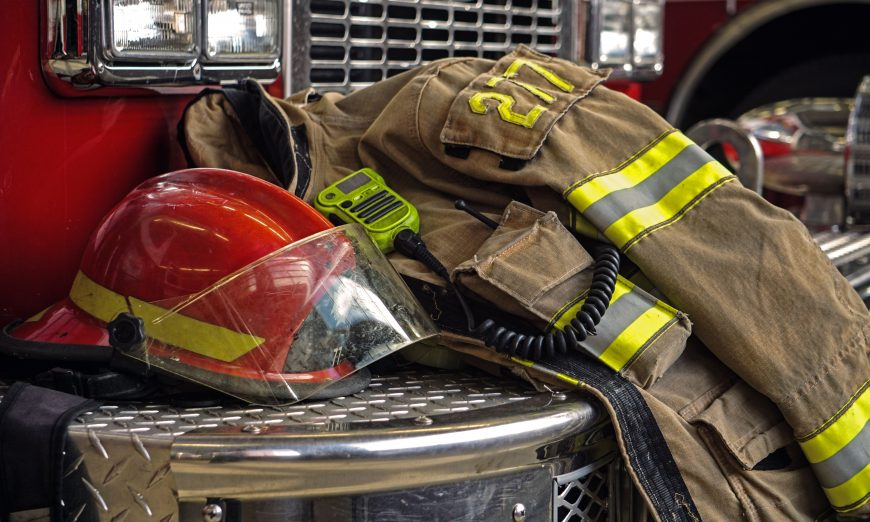 Publisher Miles Barber, retire Fire Chief Bill Kelly leadership