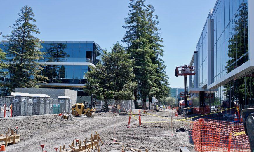 Pathline Park Irvine Company office buildings amenity building