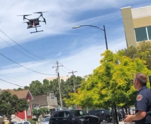 Sunnyvale DPS has started using drones, missing persons case