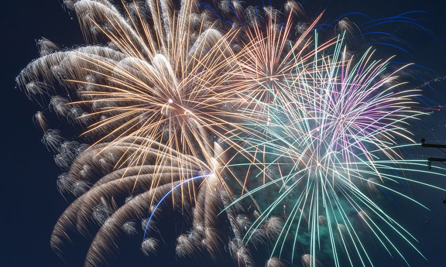 4th of July, Fireworks, illegal fireworks