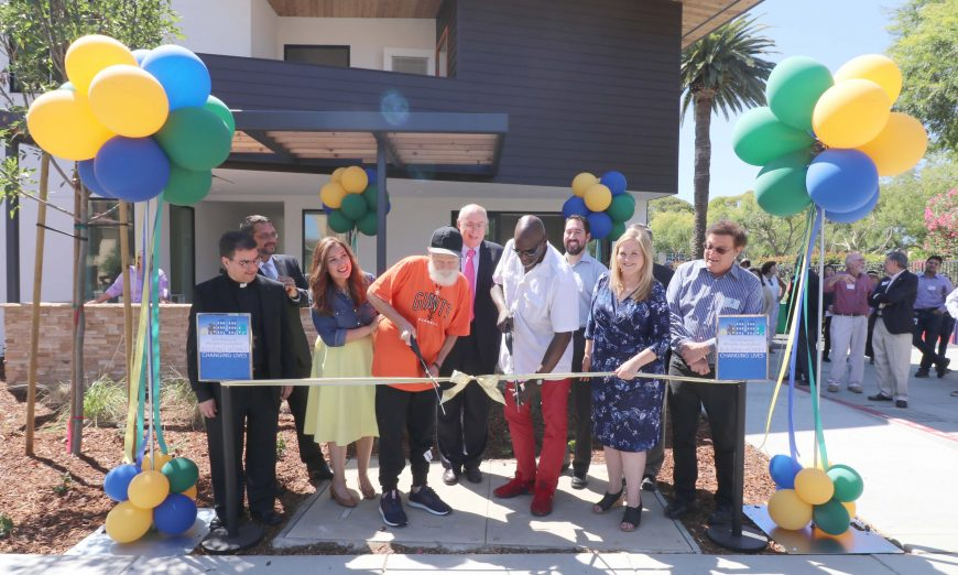The Veranda has opened in Cupertino. It is the first project using the funds from the 2016 Measure A Affordable Housing Bond.