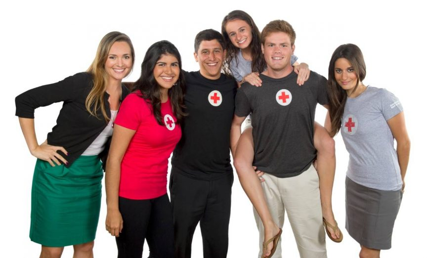 The American Red Cross gives tips on keeping students safe. The Red Cross also recommends families create an emergency plan.