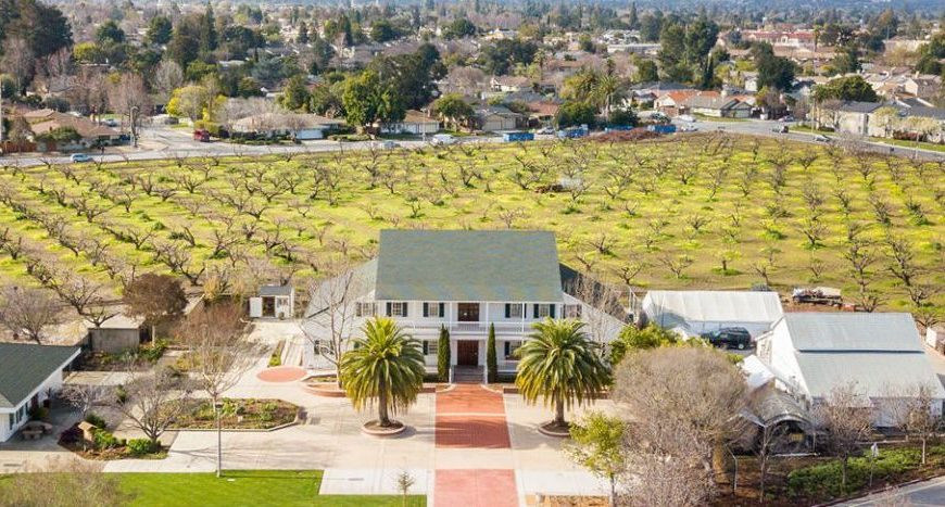 Sunnyvale Heritage Park Museum wants to expand, however it would result in the removal of some apricot trees in the orchard.