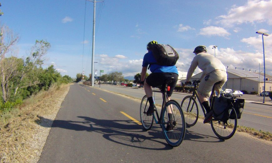 With funds from the Caltrans Sustainable Communities Grant Program, VTA will look into a Bike Superhighway through a Central Bikeway Feasibility Study.