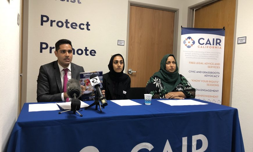 A new study by Council on American-Islamic Relations (CAIR) finds that local Muslim Students have experienced bullying and discrimination.
