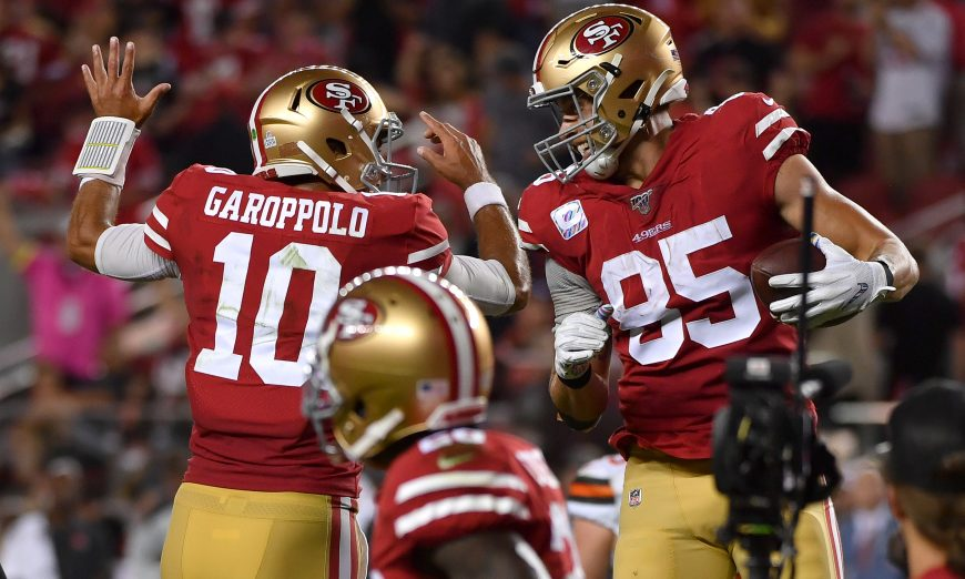 """In his column, Publisher Miles Barber talks about the """"Game"""" between the 49ers Management Company and the City of Santa Clara."""