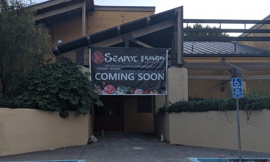 Local Businesses are struggling with closures, while others, like Seapot, are opening up new businesses. Silicon Valley Judo also moved.