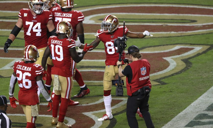 Publisher Miles Barber says that winning is everything. So, when the 49ers are one of the best teams in the country, Santa Clara is also a winner.