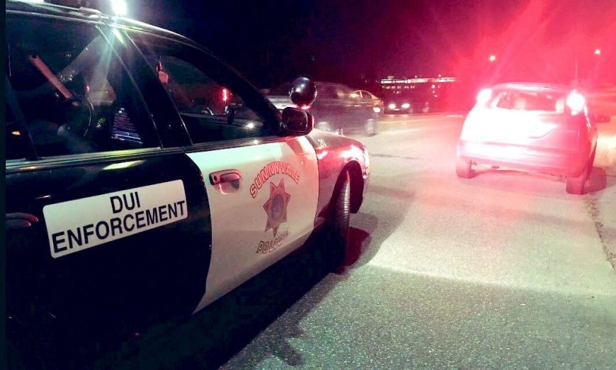 The Sunnyvale Department of Public Safety got a $76K grant from California Office of Traffic Safety for Traffic Enforcement and Collision Prevention.
