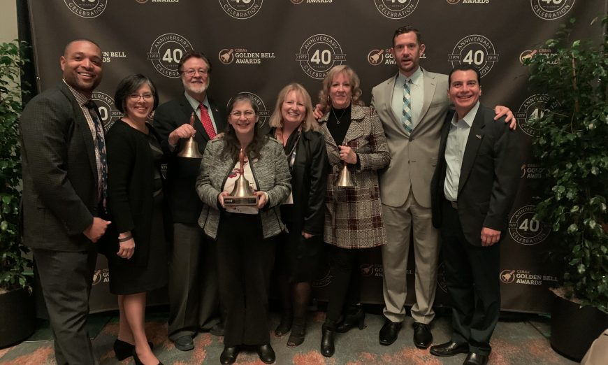 Santa Clara Unified School District and 49ers Foundation founded the STEM Leadership Institute. Now, it has the Golden Bell Award.