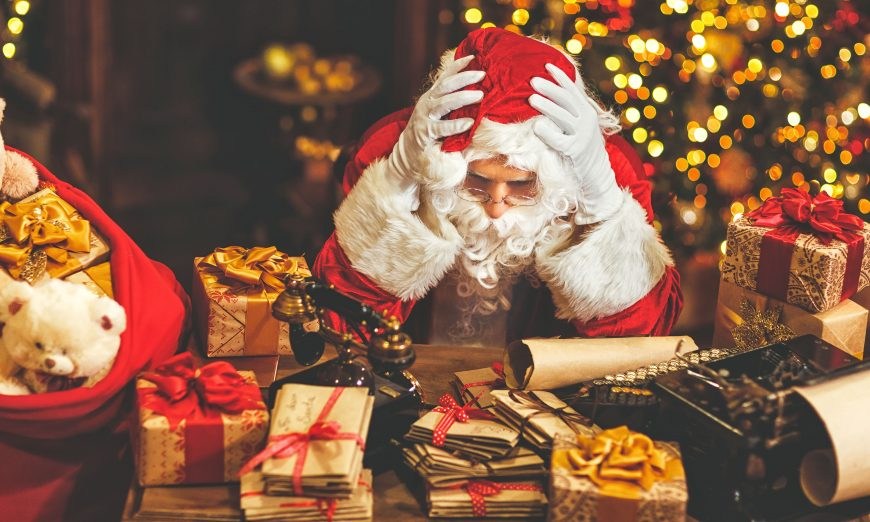 Publisher Miles Barber reflects on Christmas Eve and all of the stress and good times it comes with. He wishes all our readers Merry Christmas.