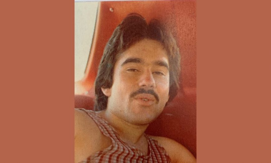 Christopher F. DePasquale was shot to death in 1981. It's a cold case. The Santa Clara Police Department is collecting information on his death.