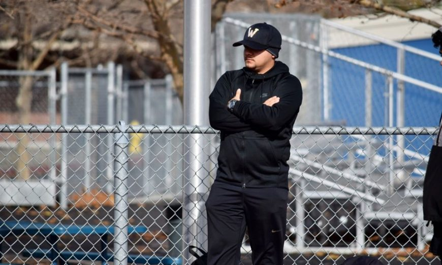 JV Head Coach Josh Foley has helped lead the Wilcox Boys Soccer crew to championships. He and the varsity Head Coach are a great team.