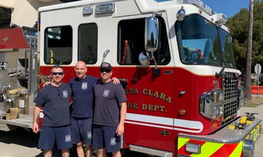 Santa Clara Fire Station 8 has reopened this week. Also, Santa Clara Fire Station 10 is closing for repairs due to Related Santa Clara.