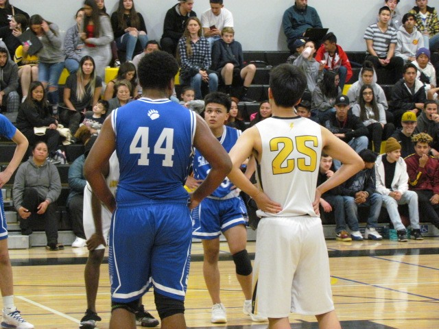 Santa Clara and Wilcox had a basketball rival game. On the Santa Clara side, Ralph Torda and Josh Bayog did good work for their team.