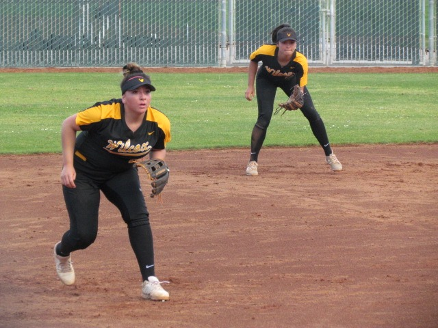 Wilcox High School Senior Serena Cadena reflects on her high school careet in the softball program. She'll be attending Cal State East Bay.