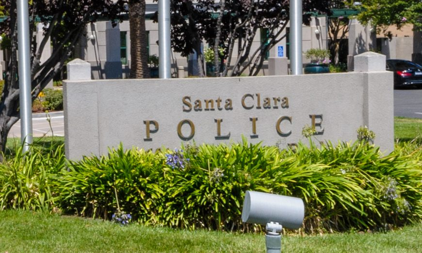 The Santa Clara Police Department has a new Assistant Police Chief position meaning the department now has two assistant police chiefs.