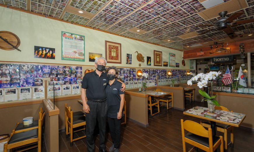 The beloved Mongolian BBQ on El Camio in the City of Santa Clara has hit a rough patch. Because of COVID-19 the restaurant is losing customers.