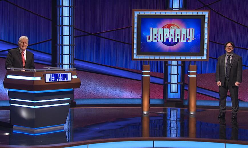 Garrett Kuramoto, a Sunnyvale resident, competed in the show Jeopardy! Kuramoto also remembers host Alex Trebex after his recent passing.